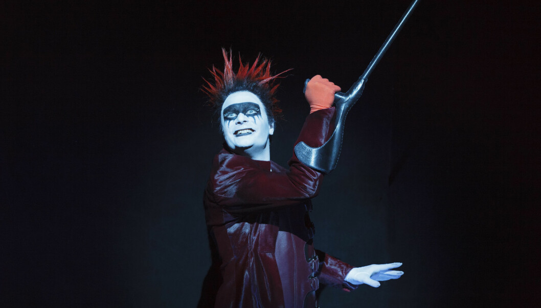 EDDA på Det Norske Teatret. Foto: Lesley Leslie-Spinks.