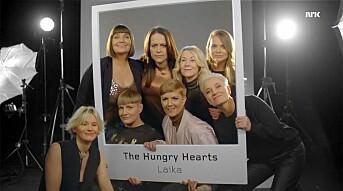 The Hungry Hearts i MGP