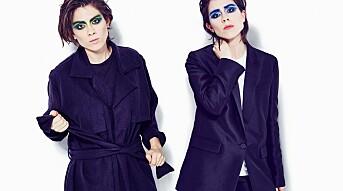 Tegan and Sara er tilbake