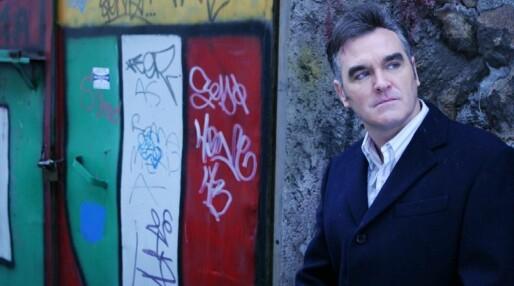 Morrissey til to norske byer