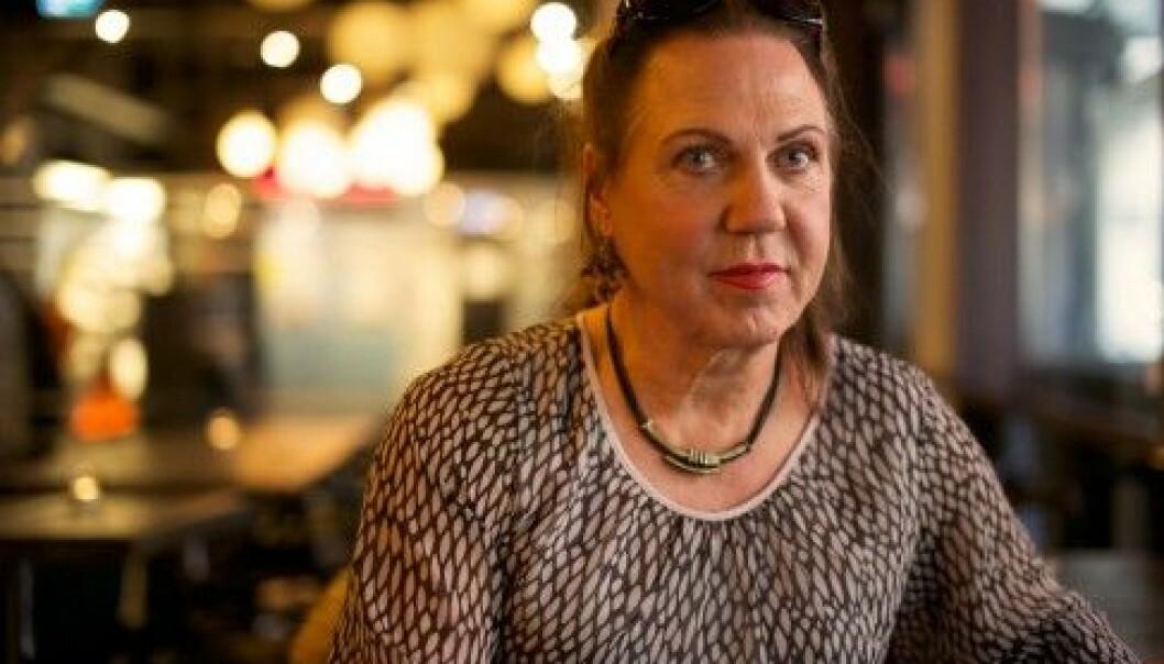 Jan Elisabeth Lindvik (Foto: Linn Kristin Nordseth