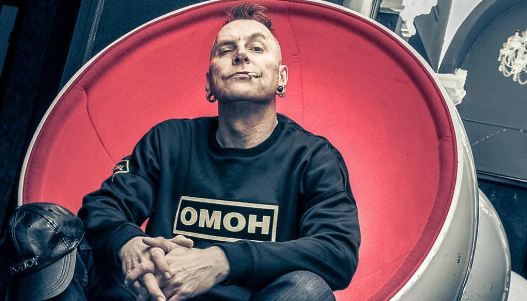 Dj Deadswan. Foto: Haakon Hoseth.