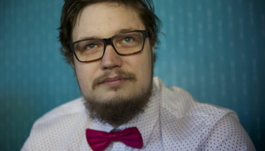 Paul Omar Lervåg. Foto: Linn Kristin Nordseth.
