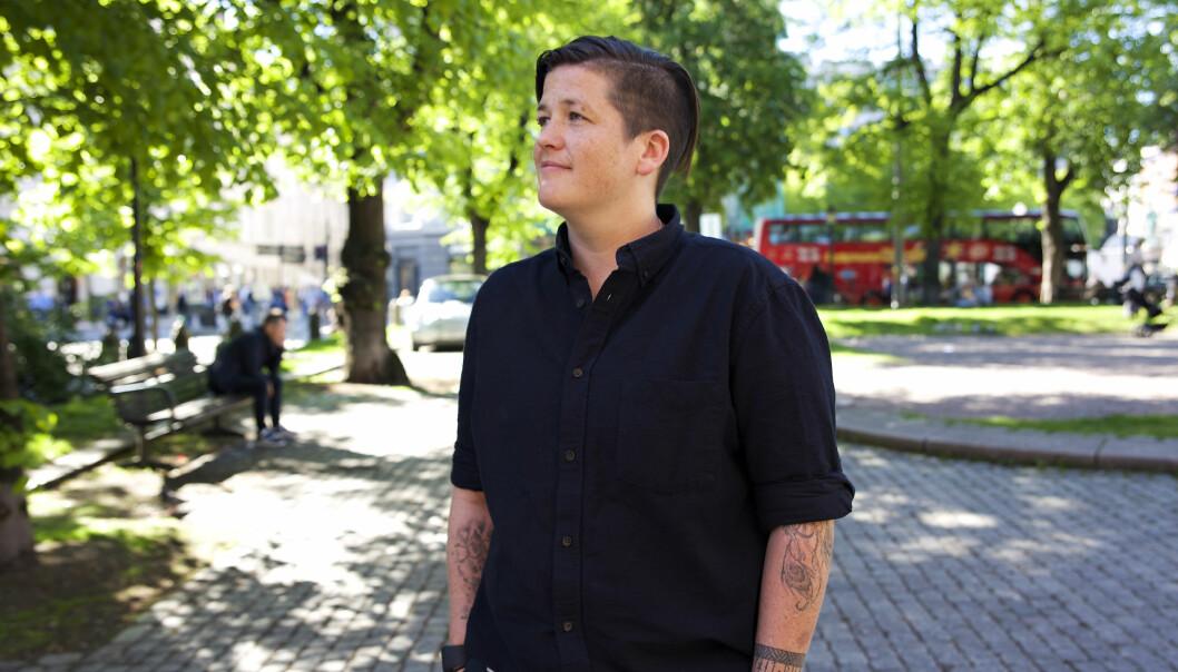 Åse Hornmoen. Foto: Linn Kristin Nordseth.