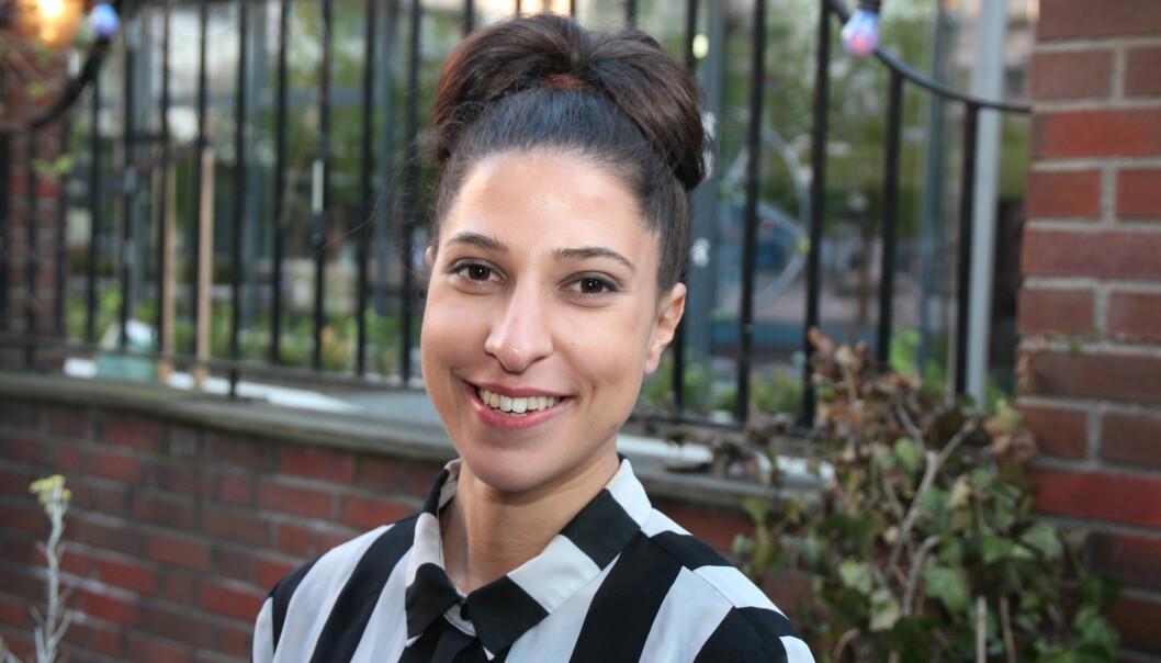 Nora Mehsen er nominert til Skamløspris. (foto: Betzy A K Thangstad)