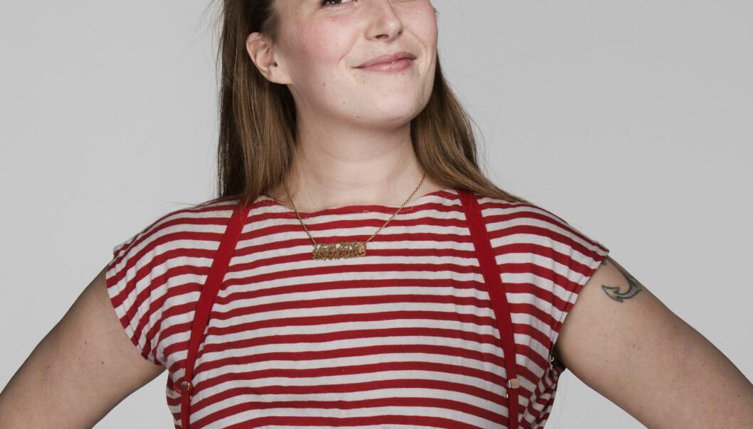 Monica Aasen. Foto: Maria Gossé.