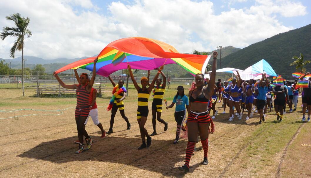 Jamaica Pride. Foto: Privat.