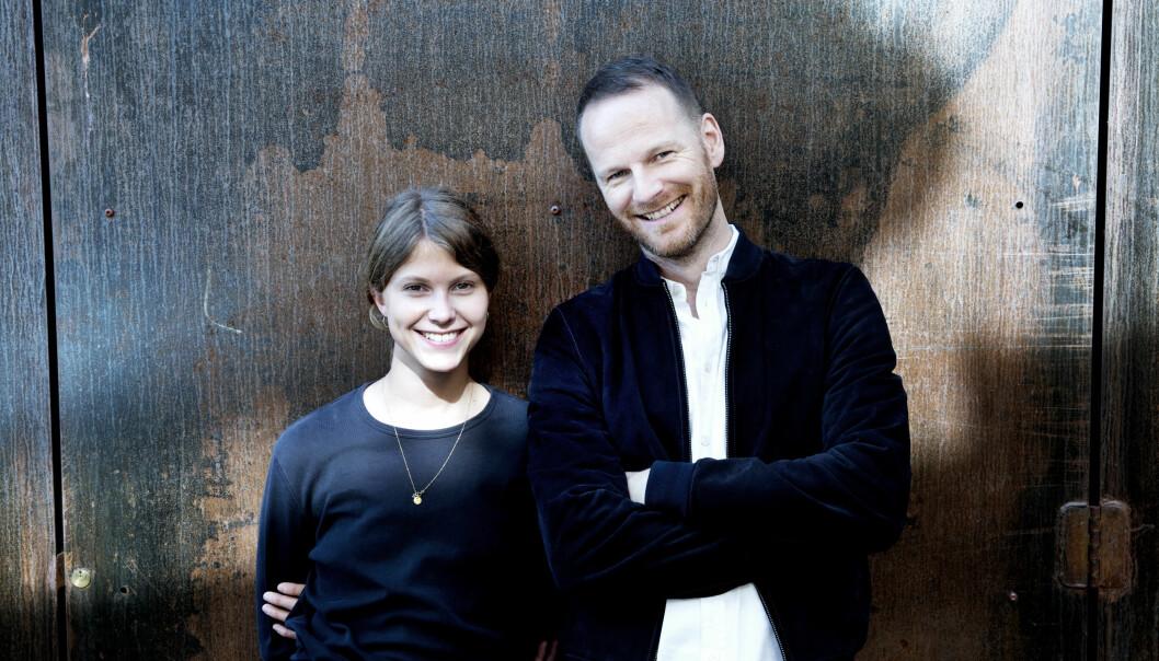 Eili Harboe og Joachim Trier. Foto: Paal Audestad.
