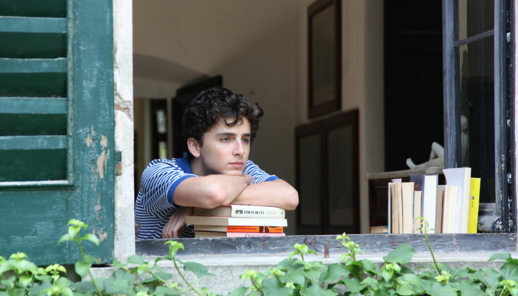 «Call Me By Your Name»