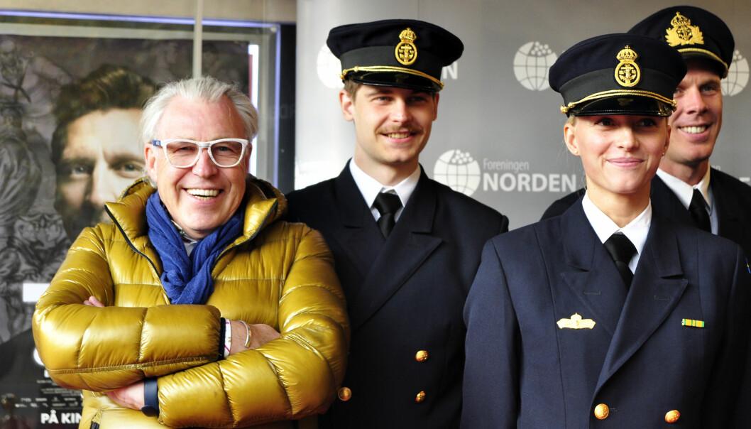 Finn Schjøll. Foto: Reidar Engesbak.