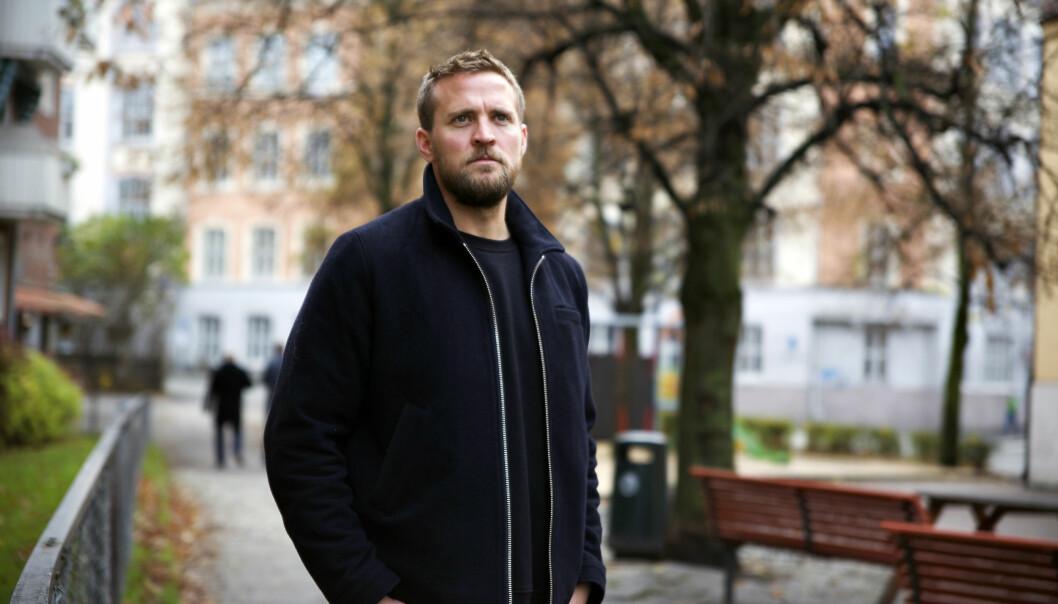 Tobias Santelmann. Foto: Linn Kristin Nordseth.