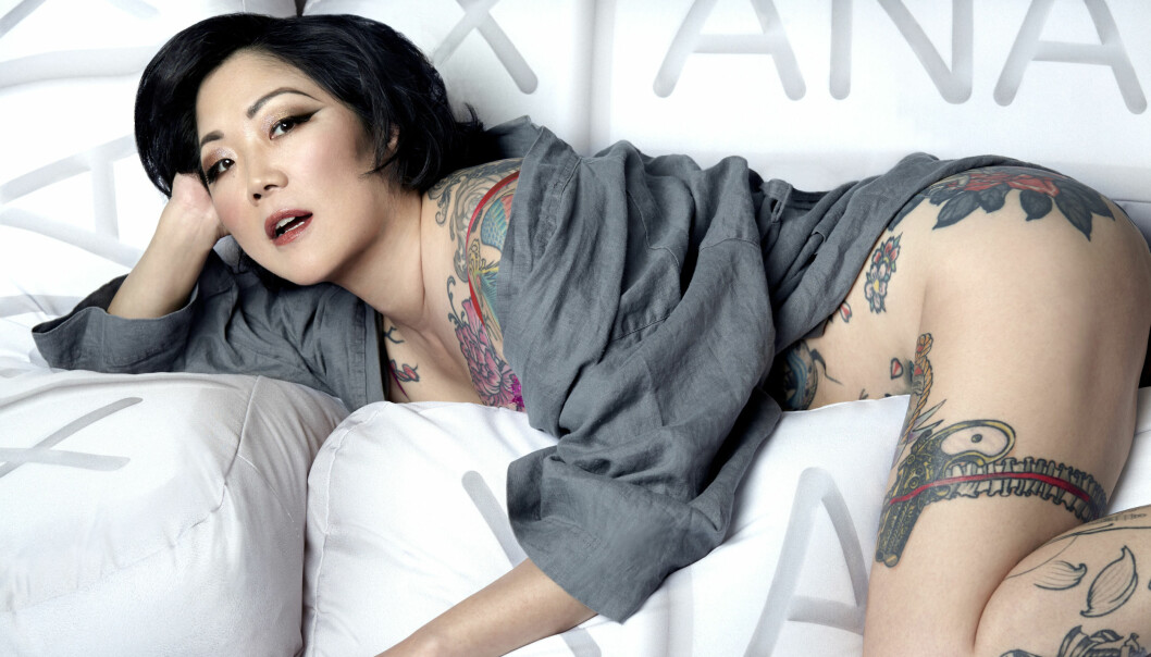 Margaret Cho. Foto: Alnert Sanchez.