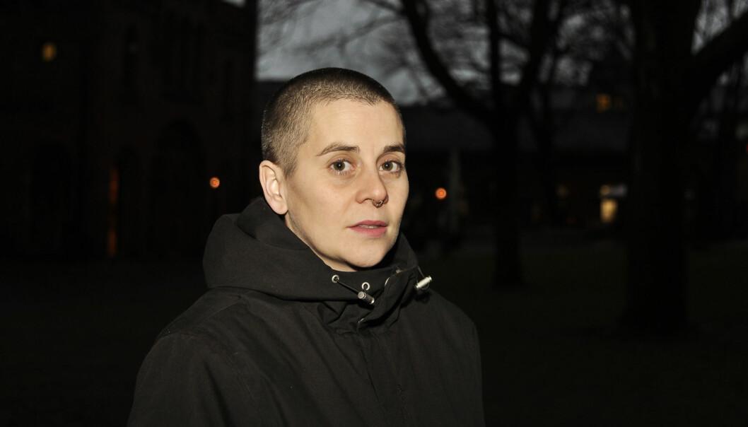Susanne Demou Øvergaard. Foto: Reidar Engesbak.