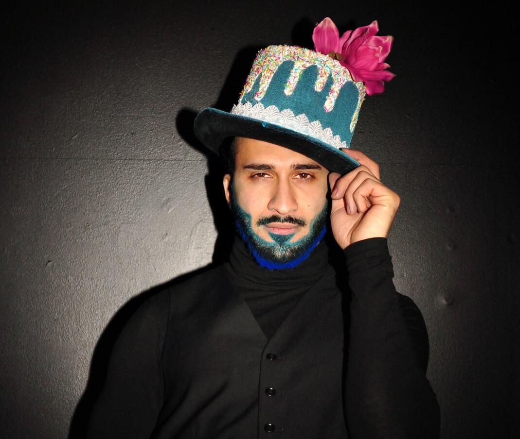 Daniel Soheili aka Diesel Nija i Kiki House of Meraki er MC på The Garden Mini Ball.