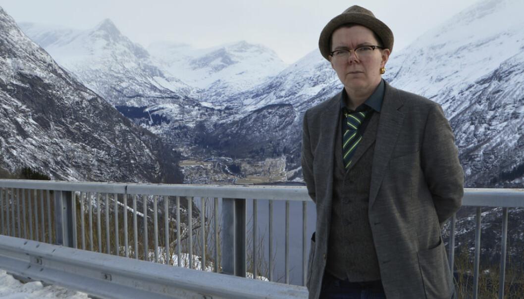 Renate Furre Henriksen-Sandvær. Foto: Maria Kristine Henriksen-Sandvær.