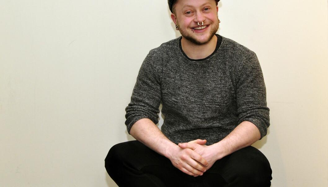 Luca Dalen Espseth. Foto: Reidar Engesbak.