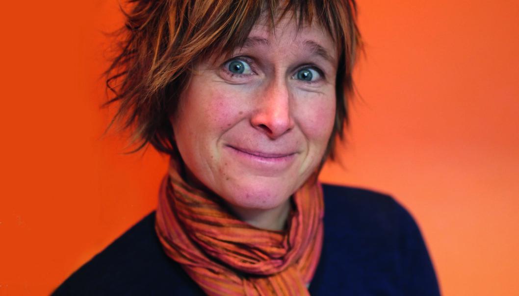 Linda Eide er ein av dei mest folkekjære formidlarane landet vårt har å by på, og i vår vart ho kåra til ein av dei 15 mest vestlandske vestlendingane av juryen til Bergens Tidende. Foto: privat