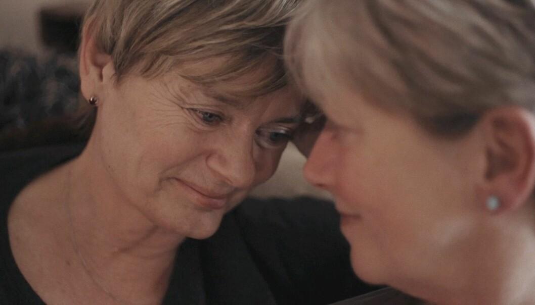 Fra filmen «Leva. Älska.»