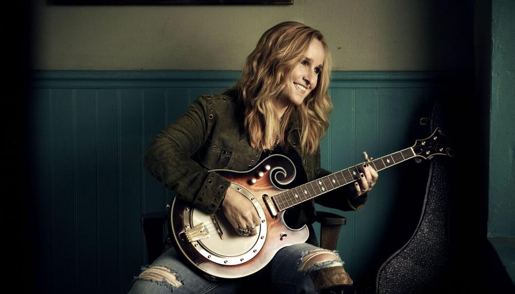 Melissa Etheridge slipper sitt nye album, «The Medicine Show», 12. april.