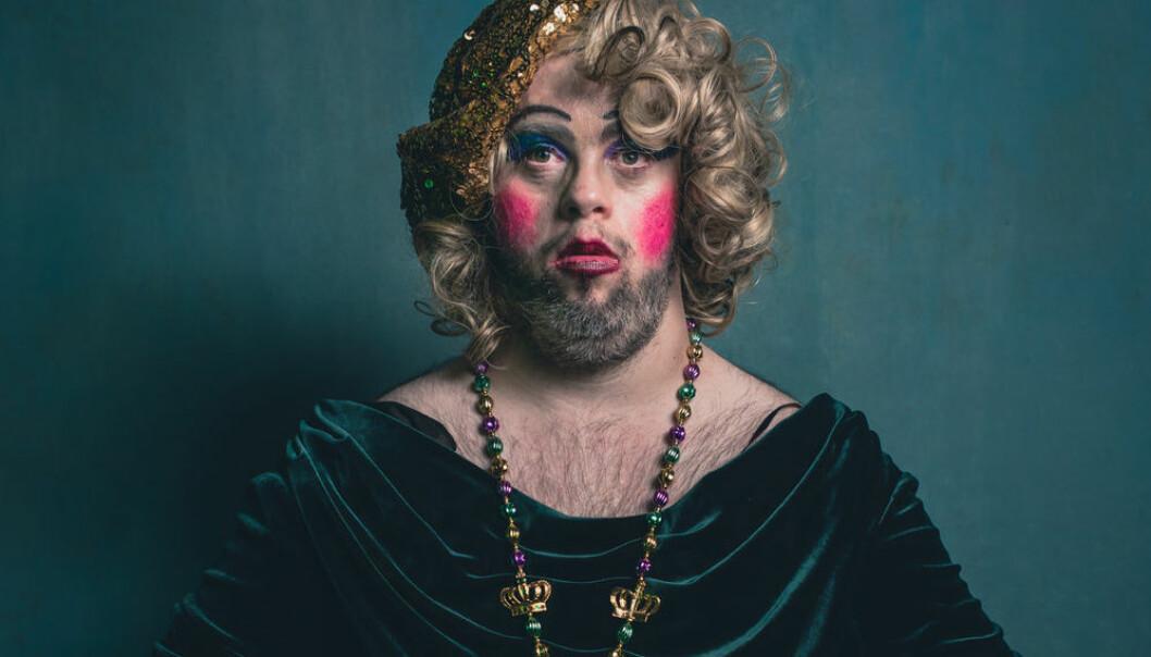 Horrora Shebang i Drag Syndrome. Foto: Damien Frost.