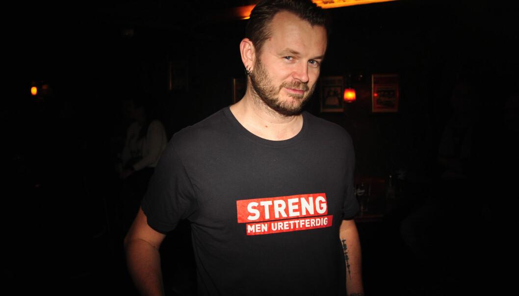 Knut Anders Sørum. Foto: Reidar Engesbak.