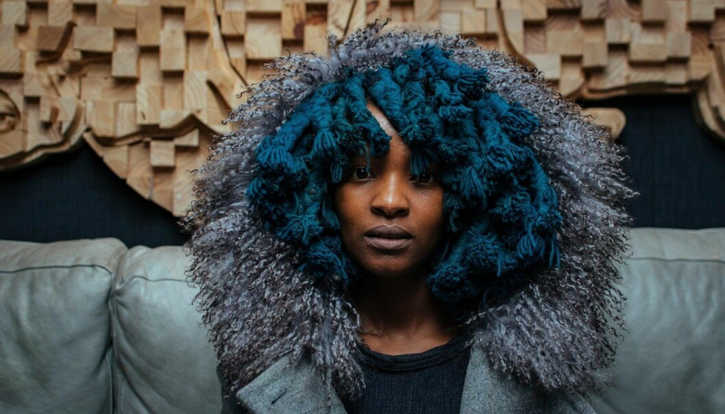 Moonchild Sanelly. Foto: Jonathan Ferreira.