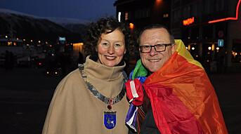 Pride i nordens Paris