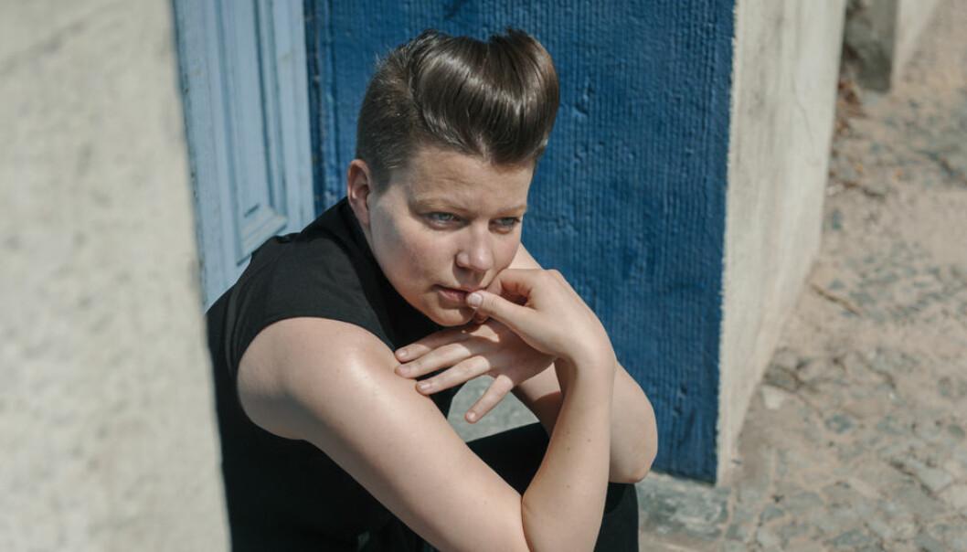 Julie Falkevik. Foto: Gui Rebelo.