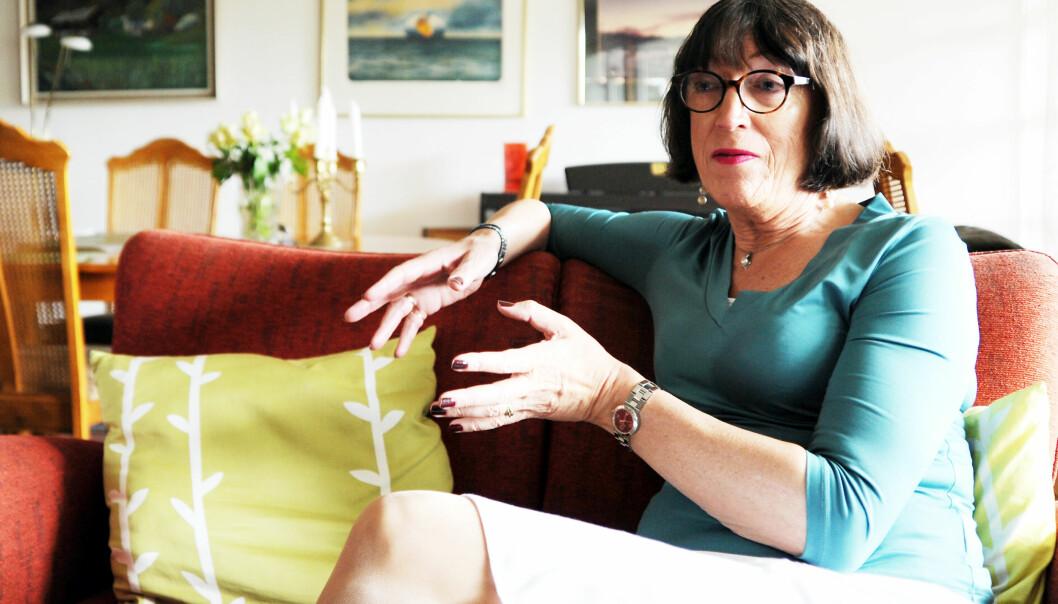Jeanette Solstad. Foto: Helle Aasand.
