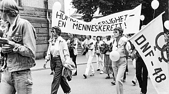 Oslo Pride i dag: lørdag 15. juni