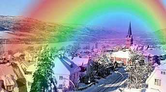 OL-byens første Vinterpride