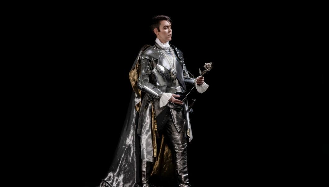 Adrian Angelico i rollen som Octavian i Rosenkavaleren. Foto: Erik Berg/Den Norske Opera & Ballett.