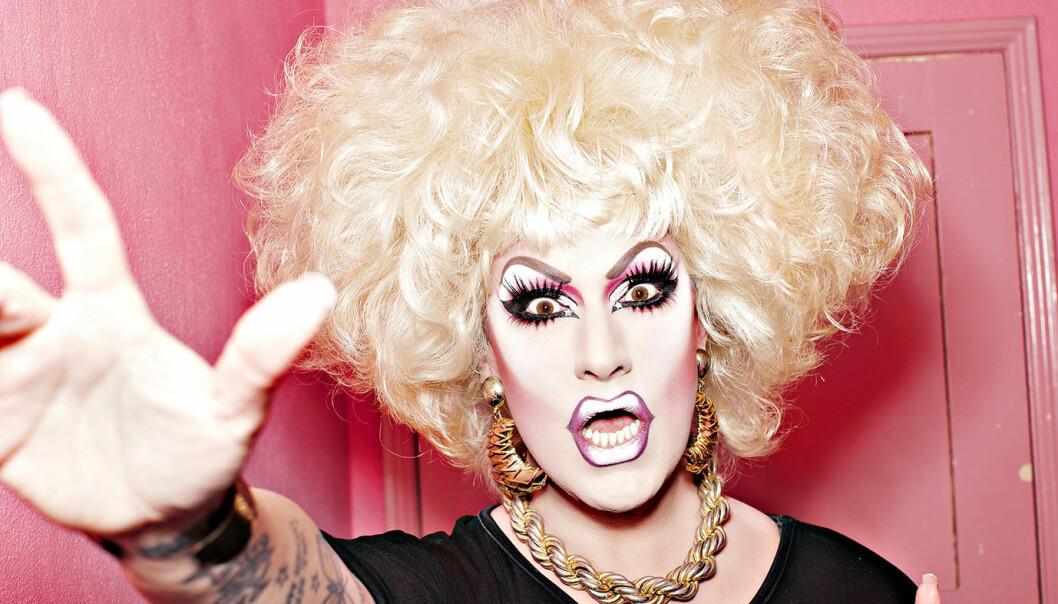 Jackie Beat. Foto: Magnus Hastings.