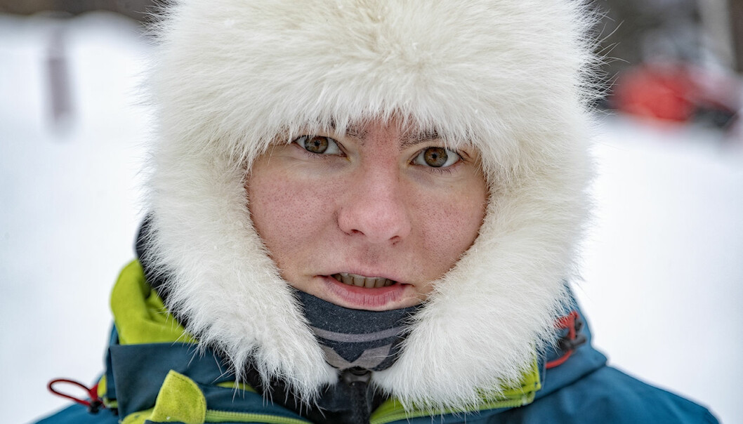 Anne Risten Gaino Sara. Foto: Alf Ove Hansen.