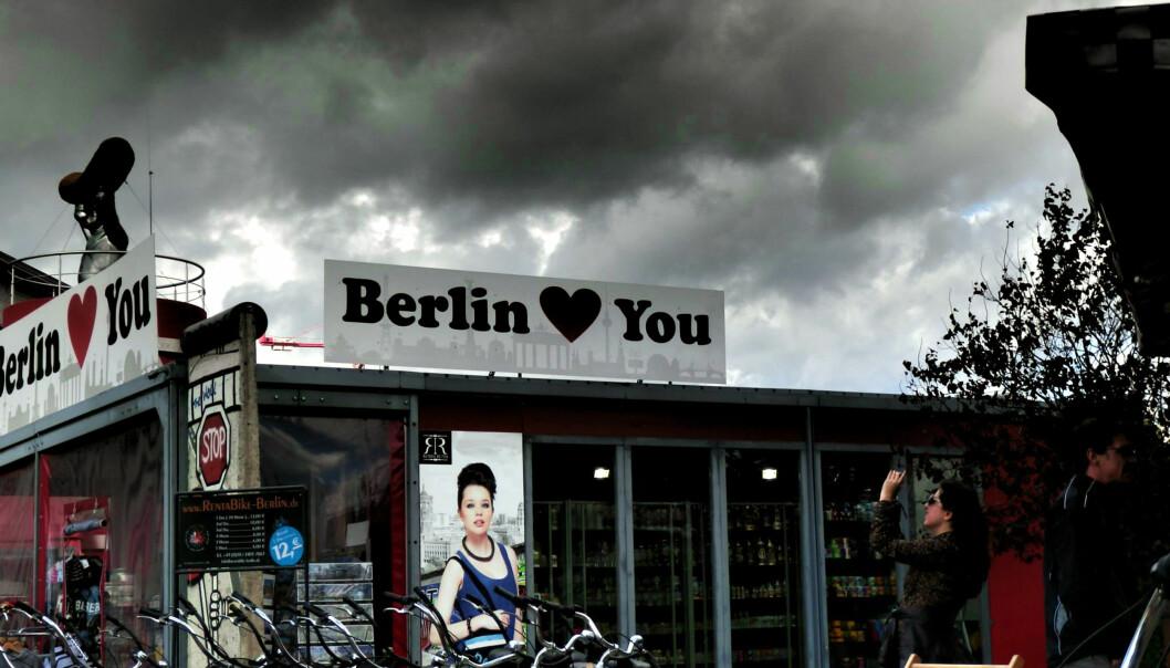 Berlin. Foto: Reidar Engesbak.
