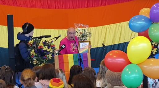 Pridesuksess i Volda