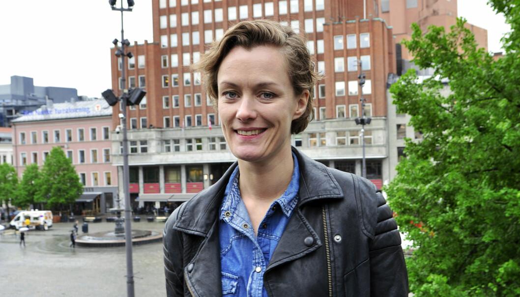 Anette Trettebergstuen. Foto: Reidar Engesbak.