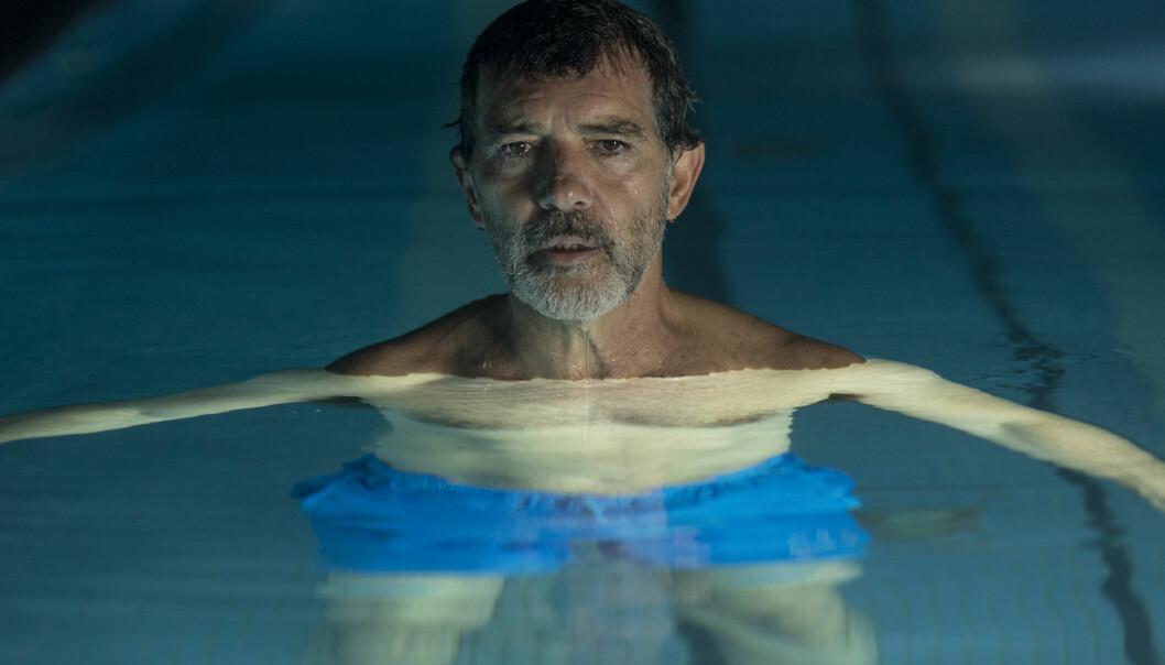 Antonio Banderas i filmen «Pain and Glory».