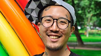 Dragaktivisten Heezy Yang besøker Oslo og MIR