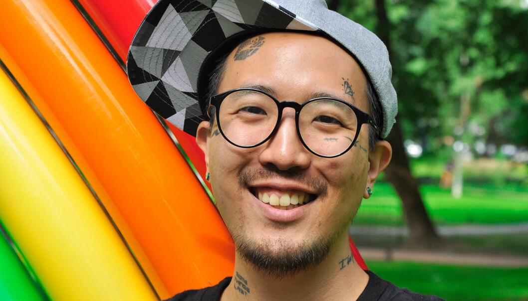 Heezy Yang. Foto: Reidar Engesbak.