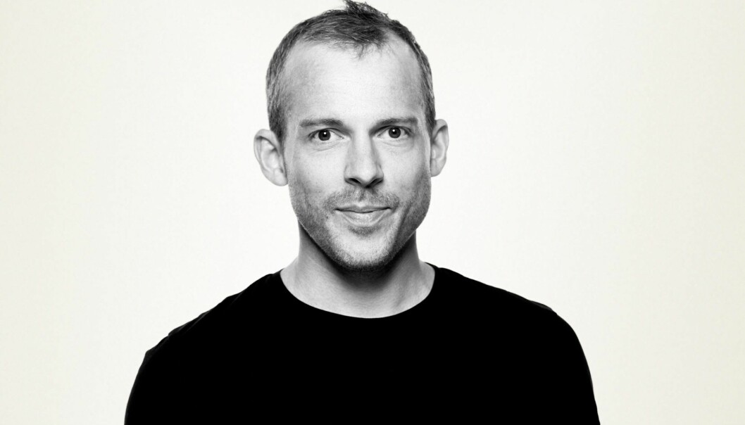 Tor Ivar Hagen. Foto: Øyvind Eide.