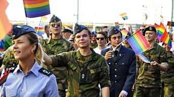 Fikk mangfoldspris for Pride-engasjement