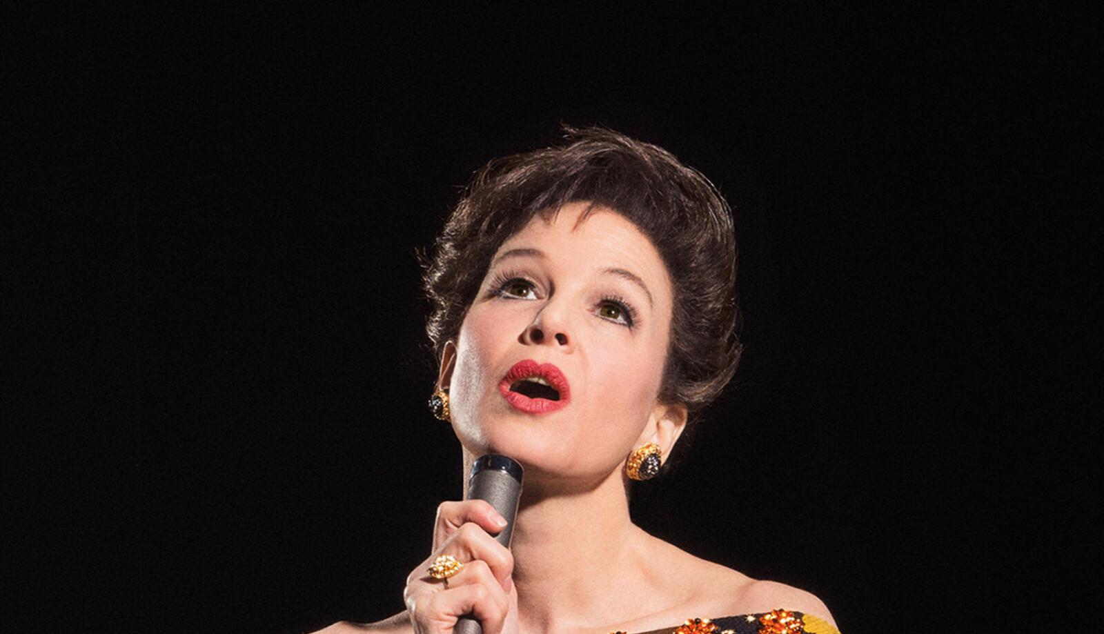Renée Zellweger spiller Judy Garland i «Judy».