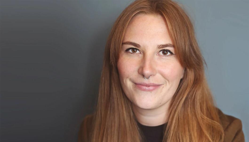 Monica Aasen. Foto: Eline Kjøl Berg.