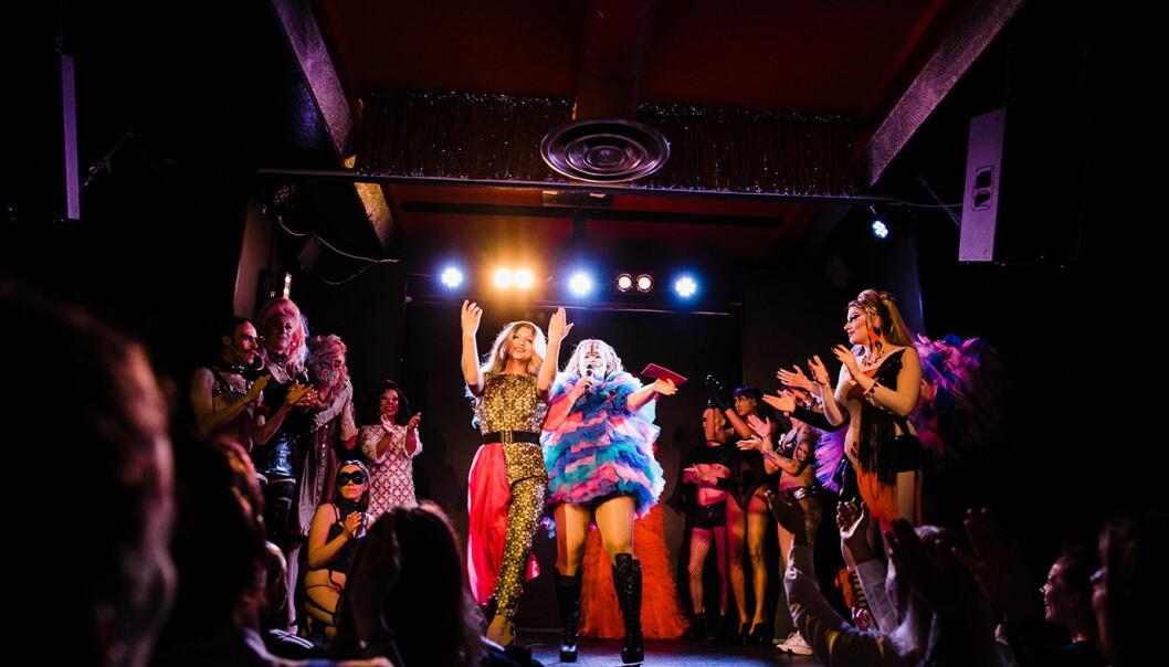 Open Drag Stage. Foto: Karina Klingen Rønning.