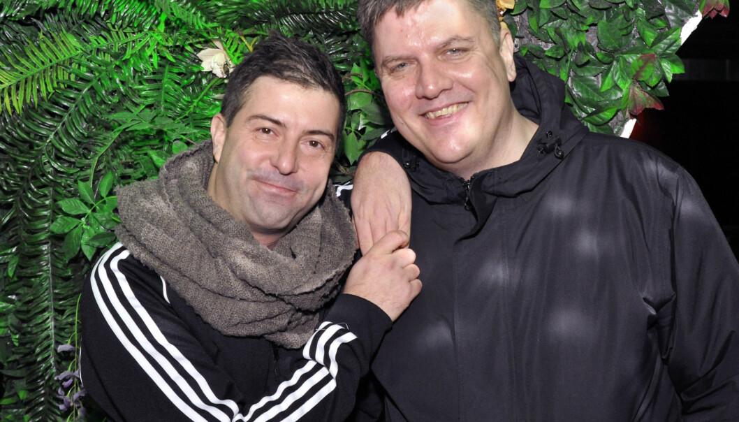 Florian Winkler-Ohm og Paul Schulz.