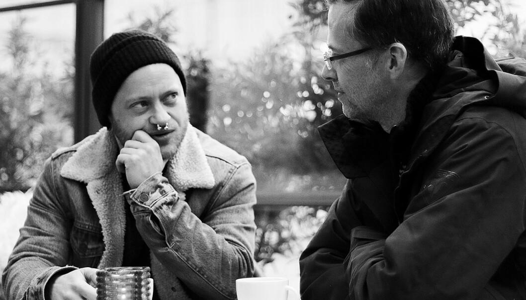 Luca Dalen Espseth og Bjarte Klakegg.