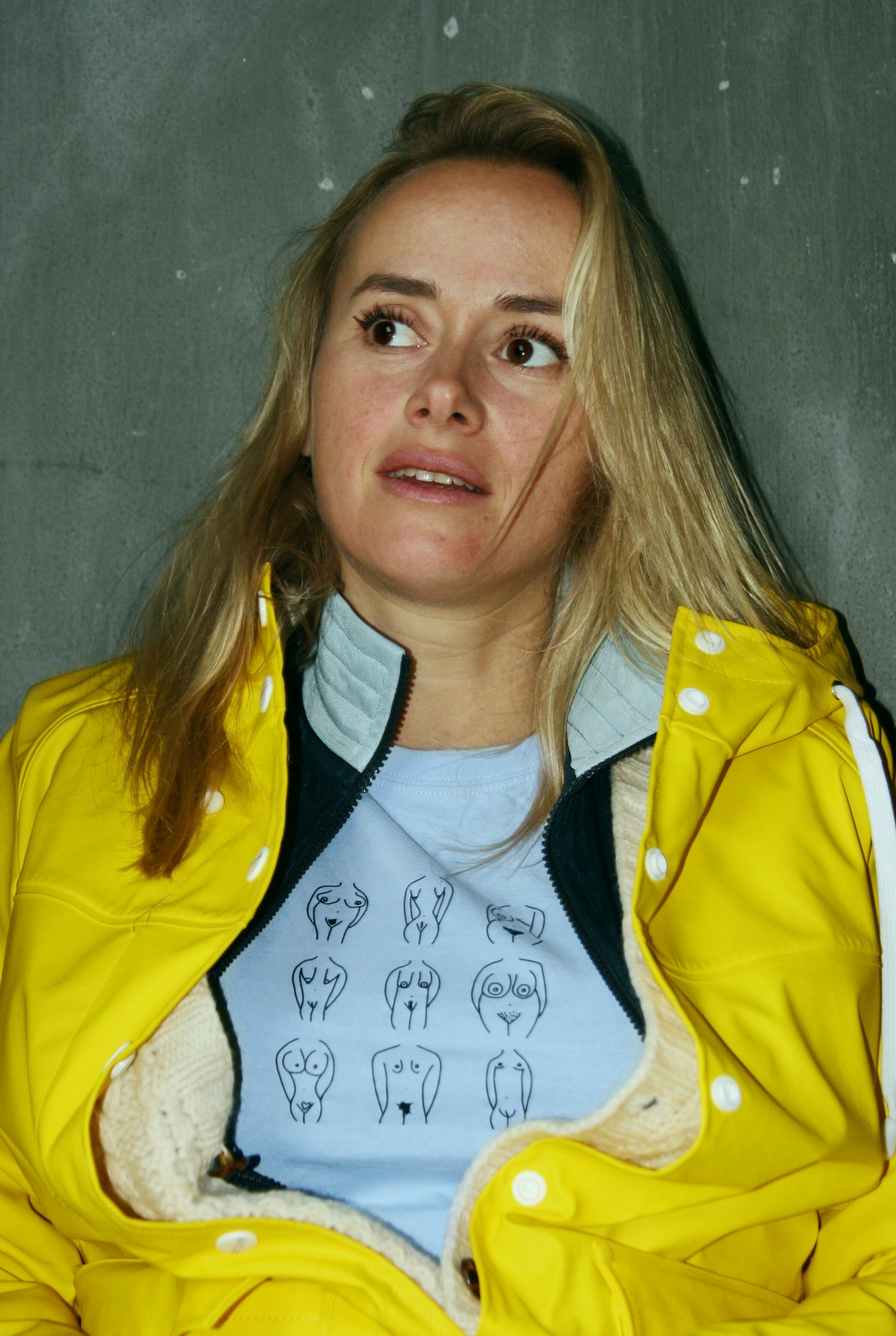 I våres hadde Tale Maria Krohn Engvik en egen tv-serie på TV2 under navnet «Helsesista». Siste og tiende episode har samme tittel som den nye boka; «Våg å være». Serien ble Gullrute- nominert i kategorien beste barne- eller ungdomsprogram.