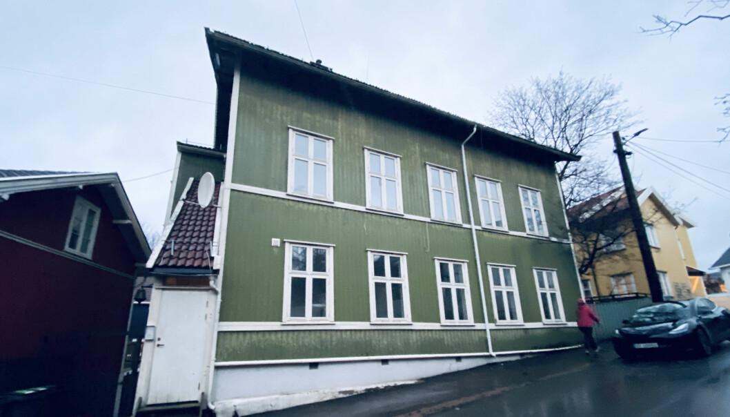 Tromsøgata 8 på Rodeløkka i Oslo.