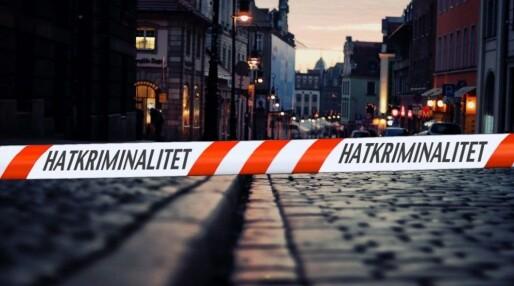 Økning i anmeldt hatkriminalitet i Oslo politidistrikt
